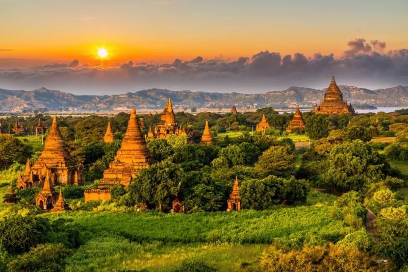 Bagan, Myanmar, UNESCO