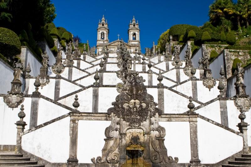 Bom de Jesus, Portugal, UNESCO
