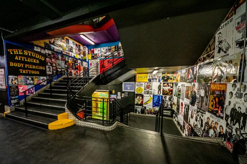 Afflecks, Manchester, England