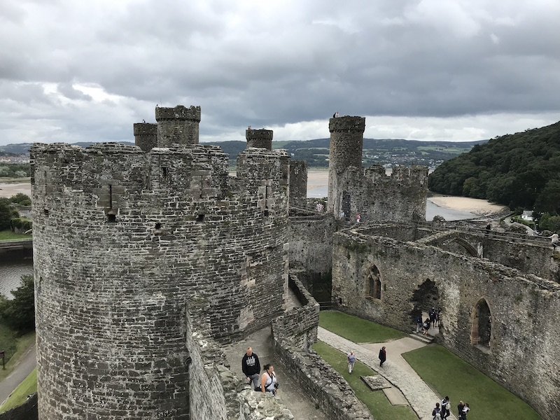 Conwy Castle | PHOTO: Kate Robertson