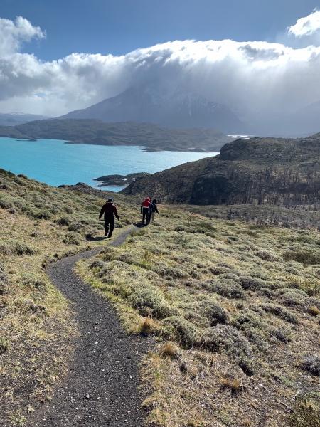 Hiking and trekking in Patagonia