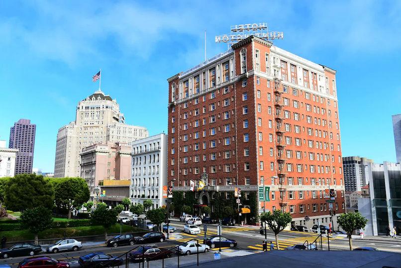 Huntington Hotel, San Francisco