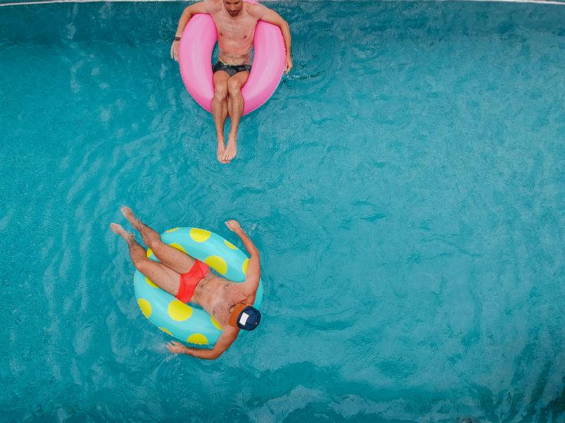 gay, lgbt, pool