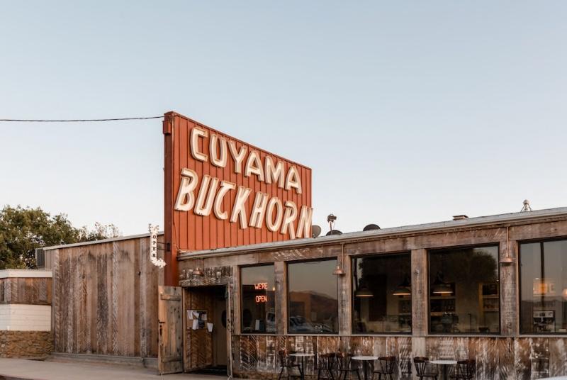 New Cuyama, Cuyama Bucklhorn