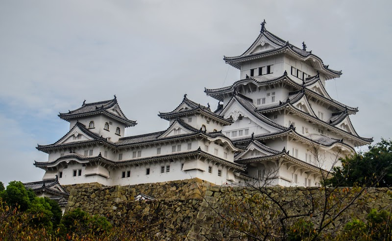 Himeji | PHOTO: Laura Studarus
