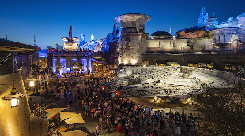 Star Wars: Galaxy's Edge | PHOTO: David Roark