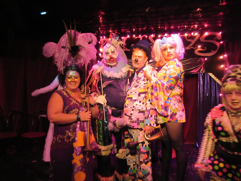 drag queens performing in new orleans