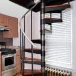 residential spiral staircase kits