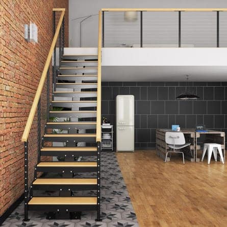 loft-floating-staircase