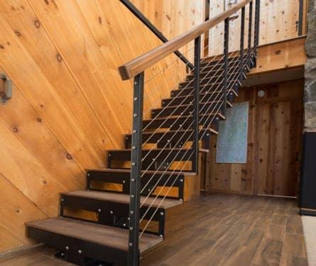 Block Stair Stringers