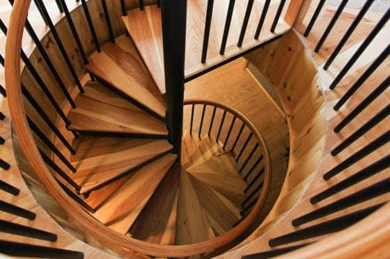 rotation-spiral-stair