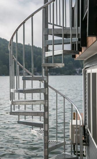 prefabricated outdoor staircases dock