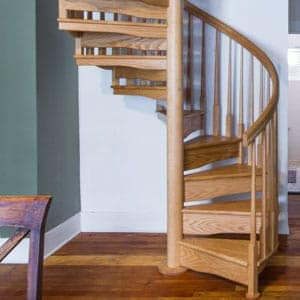 design your own wooden staircase