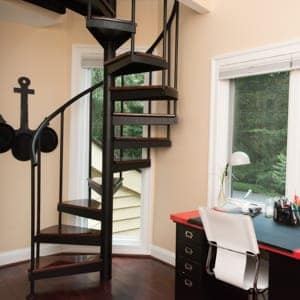 Spiral Staircases For Tiny Houses
