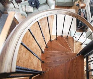 small space stair designs