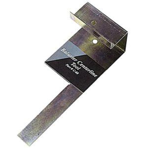 Baluster Centerline Tool