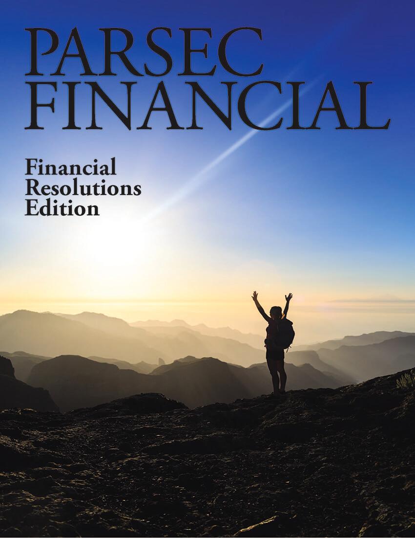 Financial Resolutions Edition