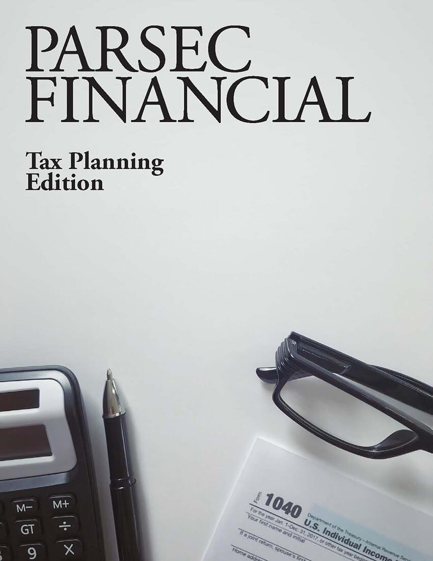 Tax Planning Edition