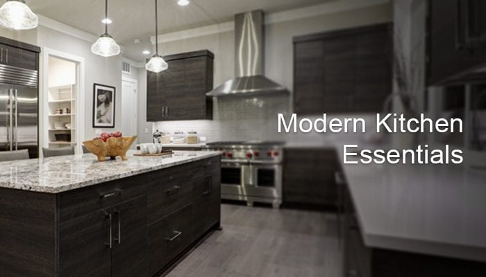 5 Modern Kitchen Features that Every Home Needs