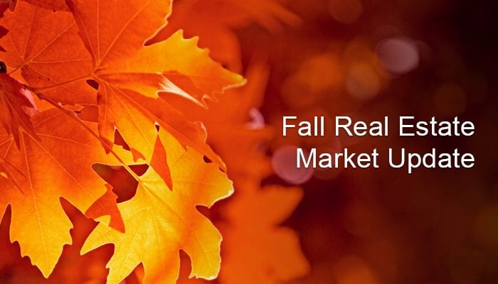 Fall 2018 Market Update