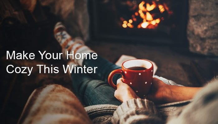 Cozy Home Décor Tips For This Winter