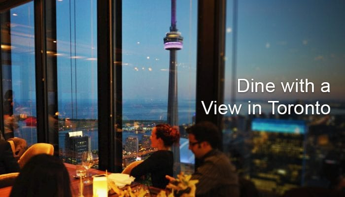 Toronto's Best Views for Dining and Entertainment