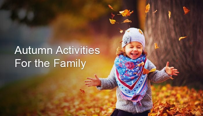 Three Fall Activities for the Family