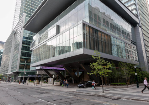 183 Wellington Street West #2802
