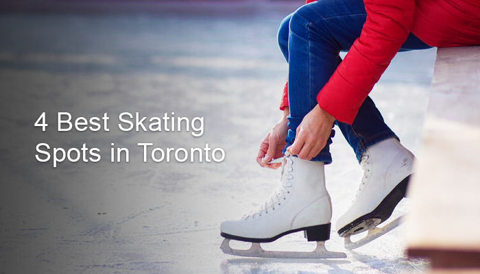 4 Skating Spots to Glide This Winter