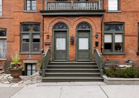 14 Laurier Ave.