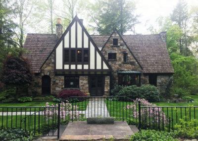 Tudor Exterior Payne Renovations