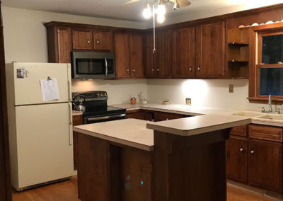 Kitchen (Before)