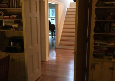 Shaker Heights Kitchen Doorway Before Renovation