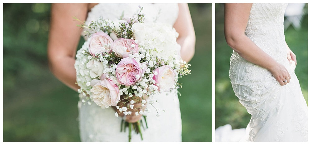 Wedding flowers by Curtis Wallis Photographer