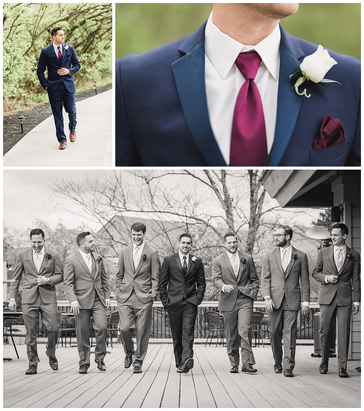 Curtis Wallis Columbus Wedding Photographer