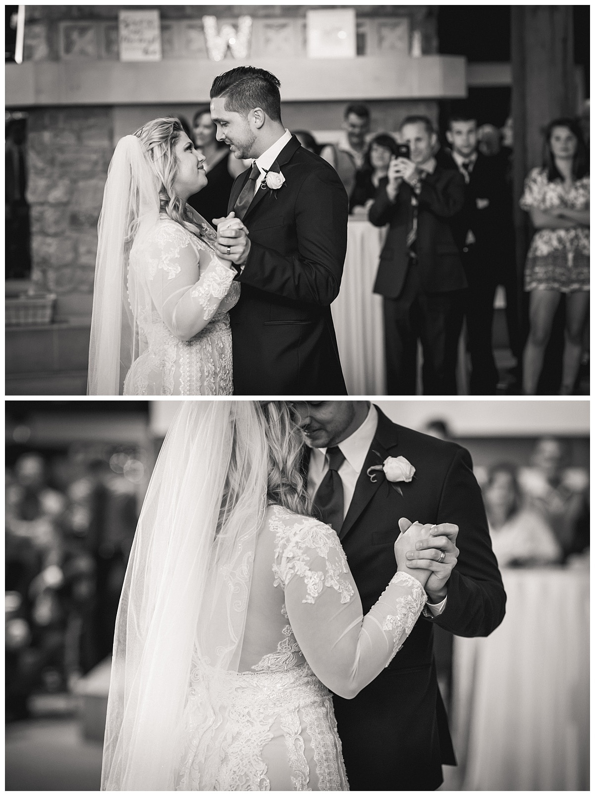 First Dance photo - Wedding photography by Curtis Wallis