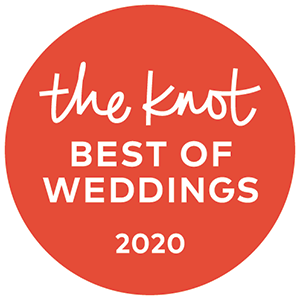 Best of The Knot Wedding Photographer 2020