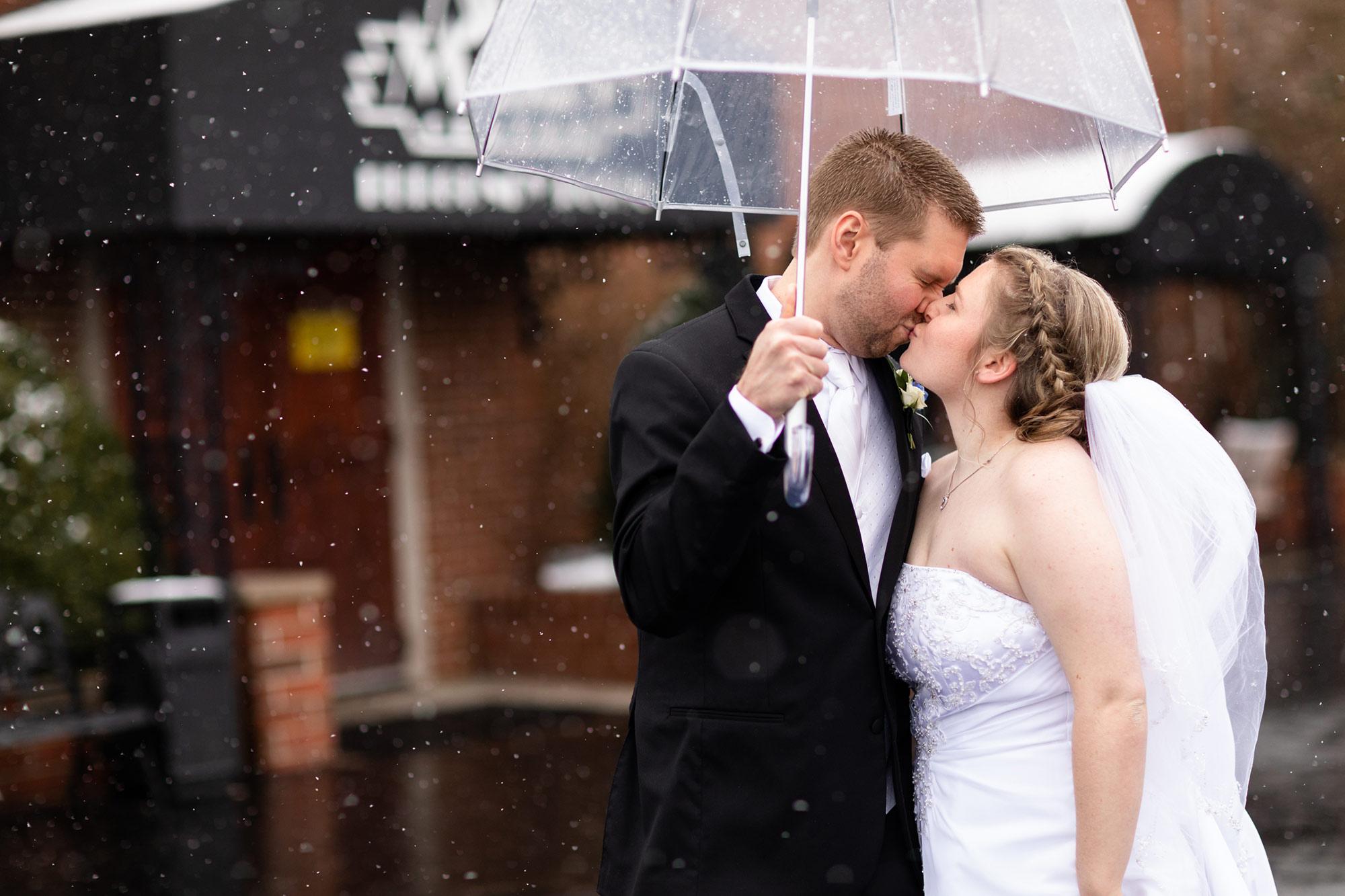 Makoy Center Wedding Hilliard Ohio by Curtis Wallis Photography