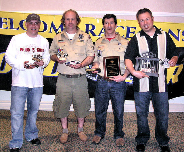 Joe and Friends - Foxwoods Adult PWD race