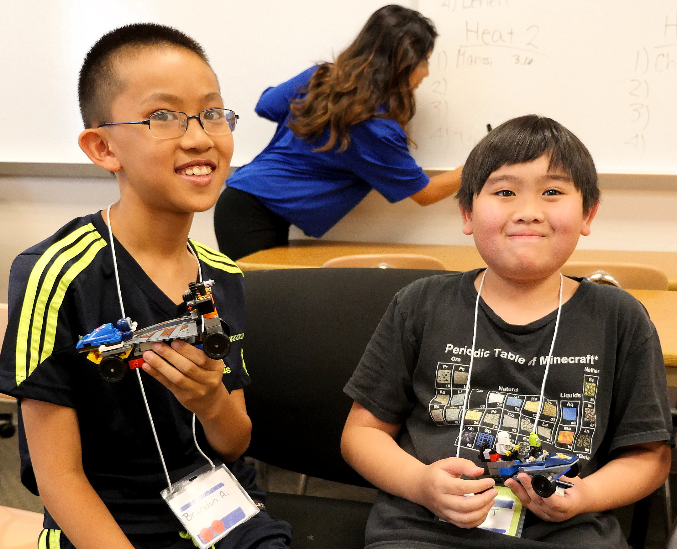 STEM Event : LEGO Car Racing