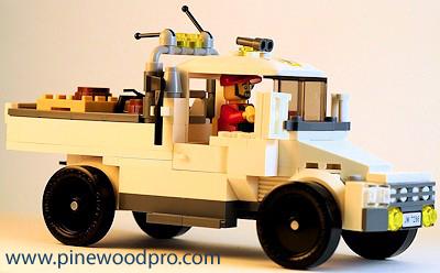 LEGO Derby Racing Utility Truck