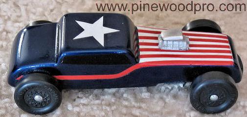 American Coupe Car Design