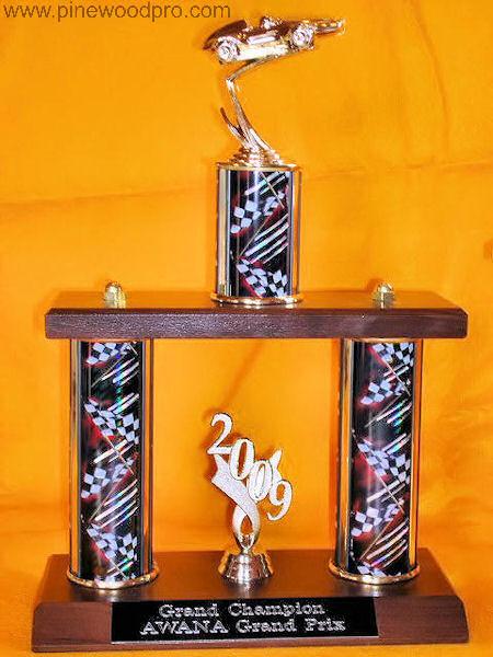 Awana Grand Prix Trophy