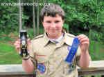 Pinewood Ribbon Winner