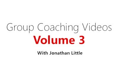 Jonathan Little's Group Coaching, Volume 3