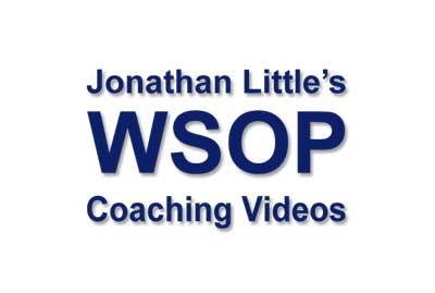Jonathan Little's WSOP Coaching Videos