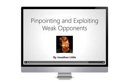 Pinpointing and Exploiting Weak Opponents