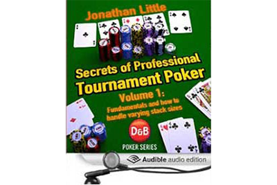 Audiobook: Secrets of Professional Tournament Poker, Volume 1