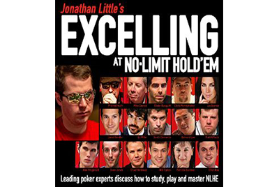 Audiobook: Jonathan Little's Excelling at No-Limit Hold'em