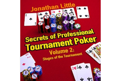 Audiobook: Secrets of Professional Tournament Poker, Volume 2: Stages of the Tournament